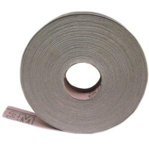 "3M A-3 75' x 7"" Electrician Abrasive Roll, 120 Grade, Aluminum Oxide"