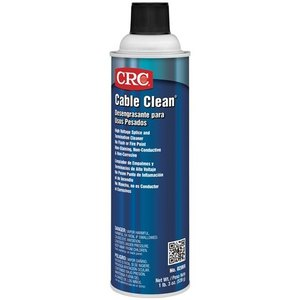 CRC 02069 High Voltage Cable Cleaner