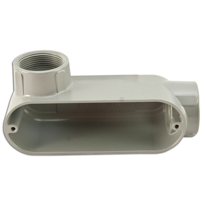 "Appleton LL125A Conduit Body, Type LL, 1-1/4"", Form 85, Aluminum"