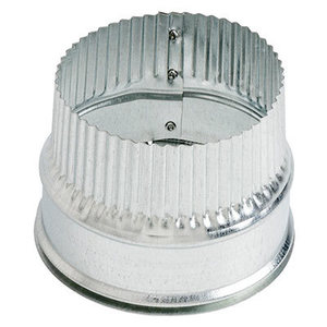 "Broan DC4 4"" Duct Collar, for use with Models 636/636AL"