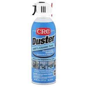CRC 05185 16oz Moisture-Free Dust & Lint Remover - Aerosol