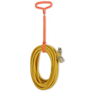 "Ergodyne 3560M Squids 15.8"" Hand Grip for Tie Hook - Wt. Cap: 44lbs"