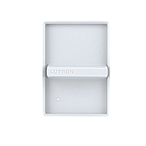 Lutron NTF-10-277-WH Slide Dimmer, Fluorescent, Nova T, White