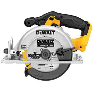 """DEWALT DCS391B 6-1/2"""" 20V MAX Circular Saw"""