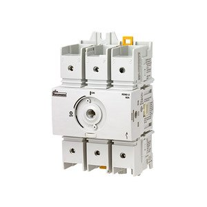 Eaton/Bussmann Series RD60-3 Disconnect Switch, 60A, 600VAC, 250/600VDC, UL 98, Non-Fused , 3P