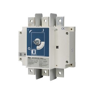 Eaton/Bussmann Series RD600-3 BUSS RD600-3 Switch 600A Non-F 3P U