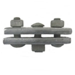 PPC Insulators 8640 Guy Clamp, 2 Bolt