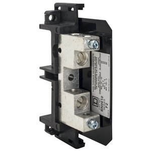 Square D SN0610 Safety Switch, Neutral Assembly, 60-100A, 240/600VAC