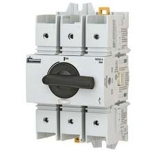 Eaton/Bussmann Series RDF200J-3 Disconnect Switch, Rotary, Fusible, 3P, 200A, Class J, 600V AC/DC