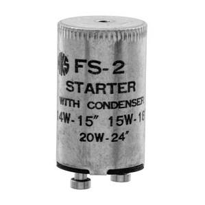 Hubbell-Kellems FS2 Fluorescent Starter, FS-2, 15 or 20W