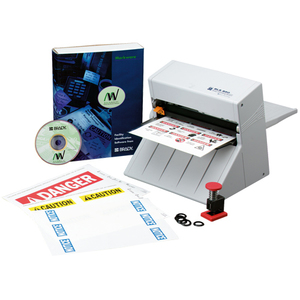 Brady 20711 MarkWare Software & Laminating Kit