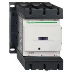 Square D LC1D115G7 Contactor, Definite Purpose, 115A, 3P, 600VAC, 300VDC, 120VAC Coil