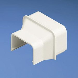 Panduit RF10X3WH-X Reducer Fitting for LD Raceway, Size 10 to Size 3
