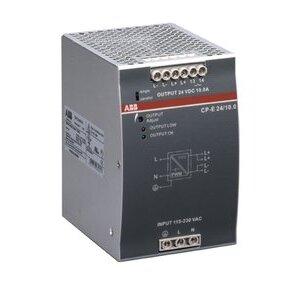 ABB Entrelec 1SVR427035R0000 CP-E Power Supply, 10A, 24VDC