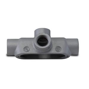 "Appleton TA75-M Conduit Body, Type TA, 3/4"", Form 35, Malleable Iron"