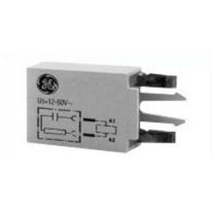 GE MP0CAE3 Contactor, Miniature, Surge Suppressor, 6-240VDC, Diode Type