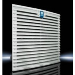 Rittal 3244110 Fan/Filter Unit, 115V, 50/60 Hz, Size: 292mm x 292mm