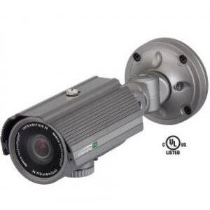 Speco Technologies HTINTB8H Camera, Bullet, Intensifier H, Indoor/Outdoor, 2.8-12mm Varifocal