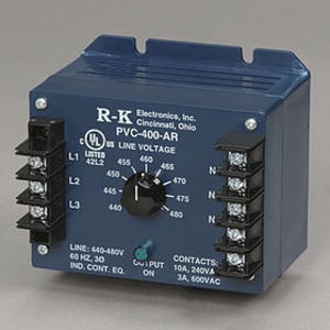 R-K Electronics PVC-400-AR 3PHASE 440-480AC