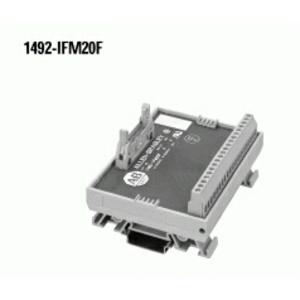 Allen-Bradley 1492-IFM20F Interface Module, Digital, 20 Point Feed Through, Standard
