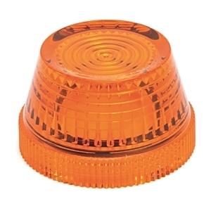 Allen-Bradley 800T-N26A Pilot Light, Color Cap, Lens, Amber, Standard, 30 mm