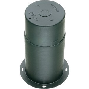 "Arlington CPS15 Concrete Pipe Sleeve, 1-1/2"", Plastic, Black"