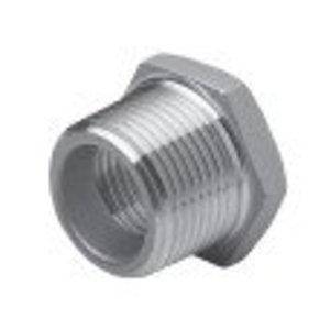 "Cooper Crouse-Hinds RBSS21 Reducing Bushing, Threaded, Hex Head, 3/4"" - 1/2"""
