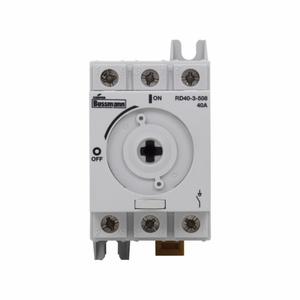 Eaton/Bussmann Series RD40-3-508 EFSE RD40-3-508 Switch 40A Non-F 3P