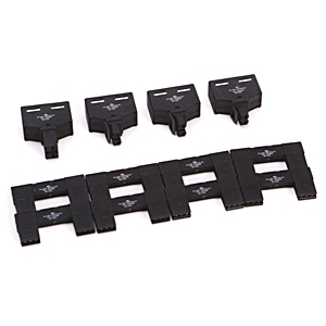 Allen-Bradley 2198-H040-ADP-T Connector Kit, Busbar, Frame 1-2 Follower, 55mm x 8