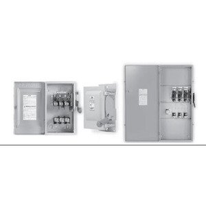 Siemens HF361R Safety Switch, Fused, 3R, 3P, 30A, 600VAC, HD