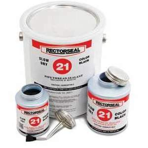 Rectorseal 28541 NO21 1PT BLK SEALANT