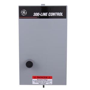 GE CR306C104 Starter, Magnetic, Size 1, 3PH, 480VAC Coil, 600VAC, 27A, NEMA 1
