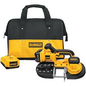 DEWALT DCS370L 18V Cordless Band Saw