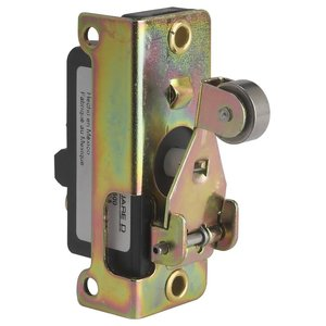 Square D 9007AB21 Limit Switch, 15A, 600VAC, 1NO/NC Contact, Top Roller Lever