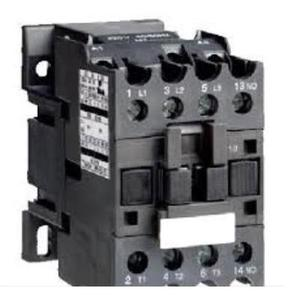 GE CL25A310TJS Contactor, IEC, 22A, 460VAC, 3P, 120VAC Coil, 1NO Auxiliary Contact