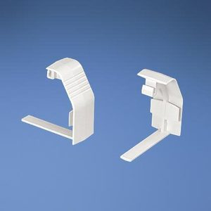 Panduit TG70BCIW-X Coupler Fitting / TG70 Series Raceway, Off-White, Minimum Bend