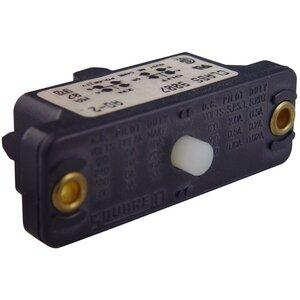 Square D 9007CO3 Limit Switch, 10A, 600VAC, 2NO/NC Contact, Top Push Button