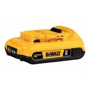 DEWALT DCB203 20V MAX* Compact XR, Lithium Ion Battery Pack