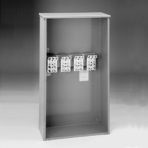 Cooper B-Line R9000-BB Termination Enclosures, 200A Rated, NEMA 3R, 3-Phase, 4-Wire