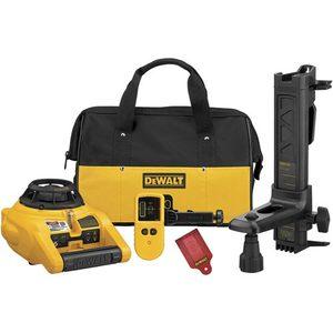 DEWALT DW074KD Rotary Laser