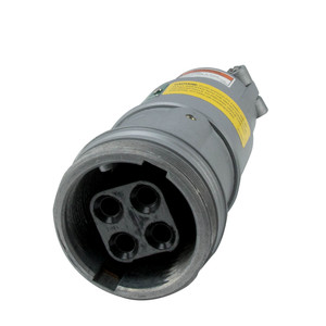 Appleton ARC6034BC Pin & Sleeve Connector, 60A, 4600V, 4P3W