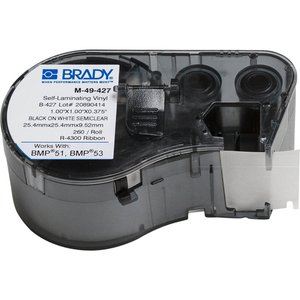 Brady M-49-427 Label Maker Cartridge