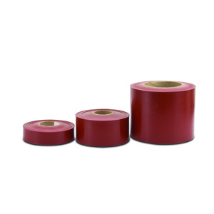 "Raychem HVBT-2-R-01 Busbar Insulating Tape, 2"" Wide, High-Voltage, Heat Shrinkable"