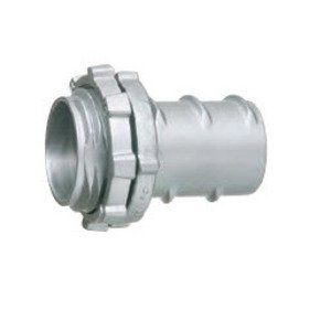 "Arlington GF100 Screw-In Connector, 1"", Zinc Die Cast"