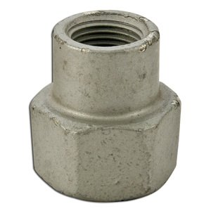 "Appleton BR7550 Bell Reducer, Threaded, 3/4"" x 1/2"", Explosionproof, Malleable"