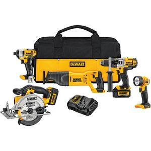 DEWALT DCK590L2 20V Max Cordless Tool Kit