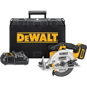 DEWALT DCS391L1 20V Max, Cordless Circular Saw