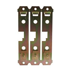 GE Industrial TQCBMPA3 Back Mounting Plate, Screw Type, 3P, for THQC Breakers