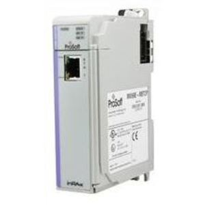 Prosoft Technology MVI69E-MBTCP Communication Module, Enhanced, TCP/IP, CompactLogix, Modbus