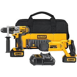 DEWALT DCK292L2 20V Max Cordless Tool Kit